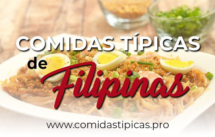 comidas tipicas de filipinas